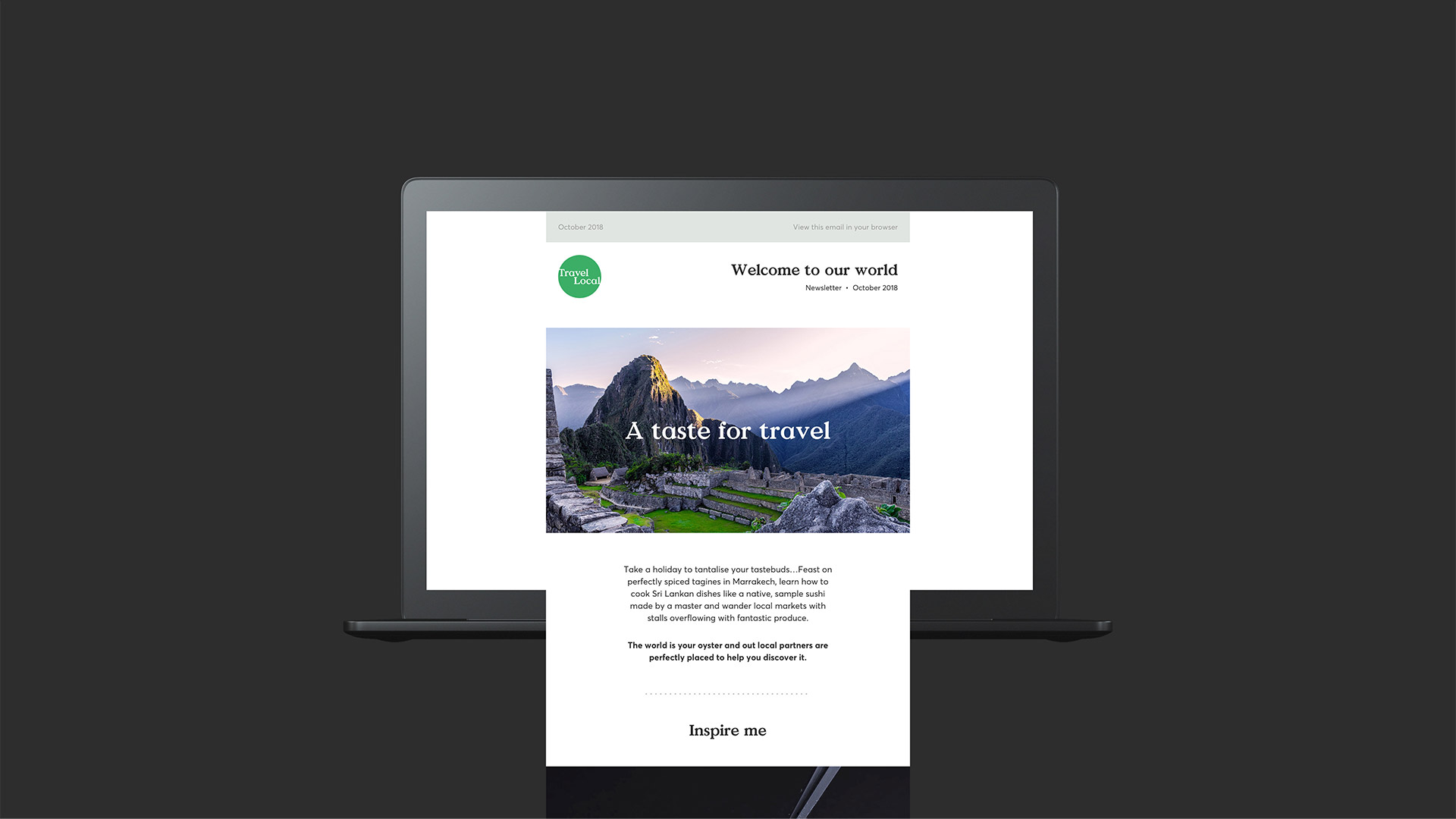 17 TL email template